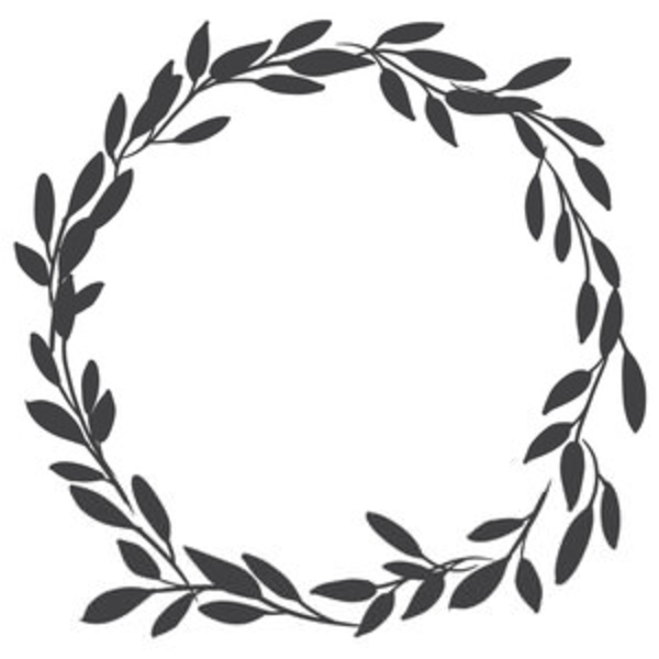 Double Olive Branch Clipart Free Images At Clker Com Vector Clip