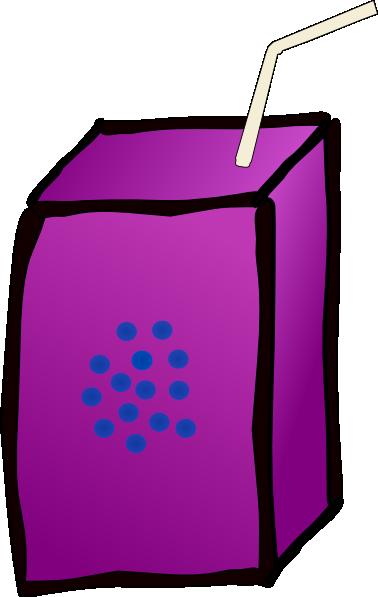 Juice Box Clip Art at Clker.com - vector clip art online ...