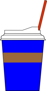 Paper Coffee Cup Clip Art