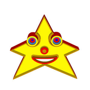 Star Top Mask Image