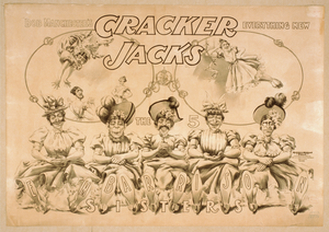 Bob Manchester S Cracker Jacks Everything New. Image