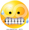 Clipart Smiley Teeth Image