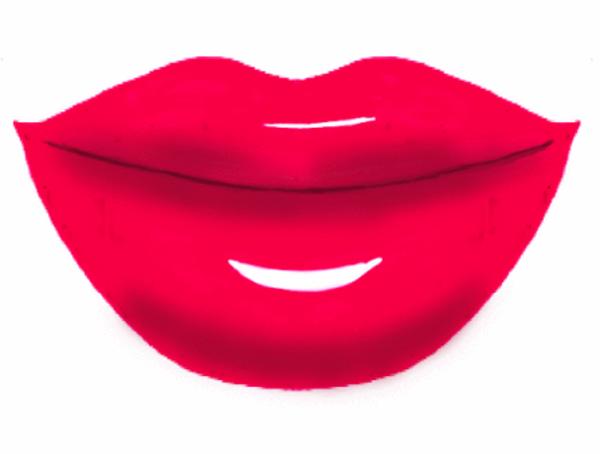 clipart of lips - photo #3