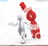 Business Man Clipart Image