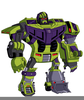 Transformers Animated Devastator Image