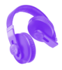 Awesome Purple Headphones Image