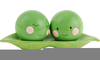 Clipart Two Peas In A Pod Image