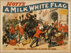 Hoyt S A Milk White Flag Image