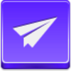 Free Violet Button Paper Airplane Image
