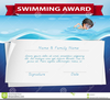 Free Award Certificate Clipart Image