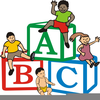 Free Clipart Child Care Image