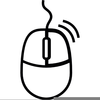 Clipart Computer Mouse Image