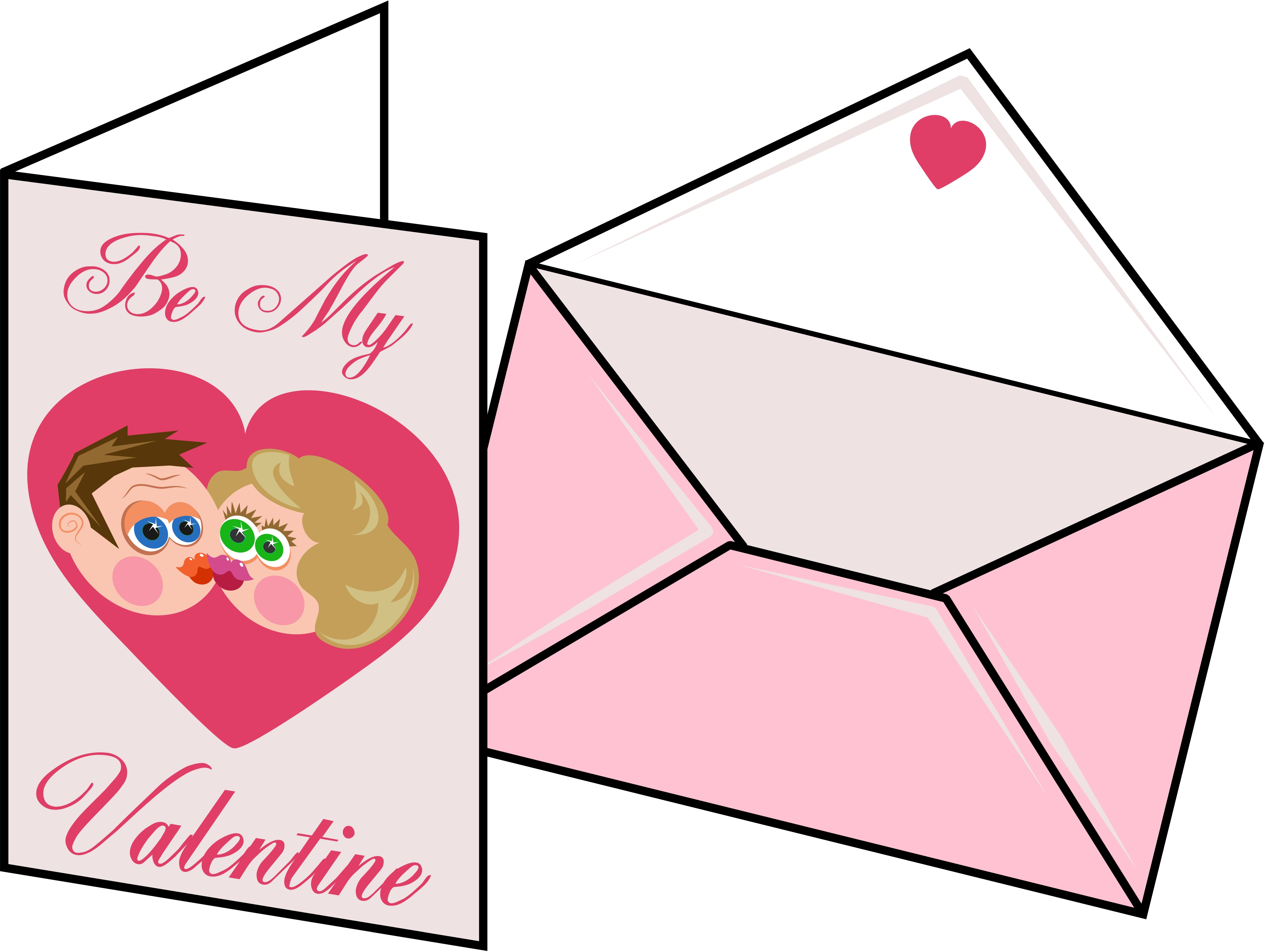 Valentines Card Free Images At Clker Com Vector Clip Art Online