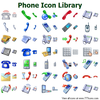 Phone Icon Library Image