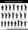 Hand Signals Clipart Image
