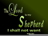 Psalm Clipart Image