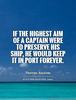 Quotes Boat Captain Image