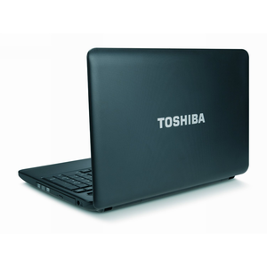 Toshiba Satellite C D S Inch Laptop Rear Side View Image