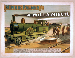 A Mile A Minute Image