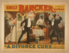 Emily Bancker In A Divorce Cure From The French Of Sardou By Harry Saint Maur. Image