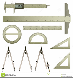 Math Measurement Clipart Image