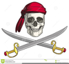 Clipart Pirate Skull Image