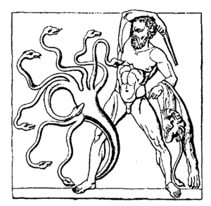 Heracles Hydra Image