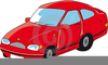 Clipart Voiture Rouge Image