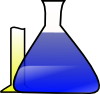 Chemical Science Experience Clip Art
