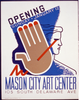 Opening Sunday - January 12, Mason City Art Center  / B.f. Image