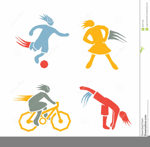 Free Clipart Children Exercising Free Images At Clker Com Vector Clip Art Online Royalty Free Public Domain