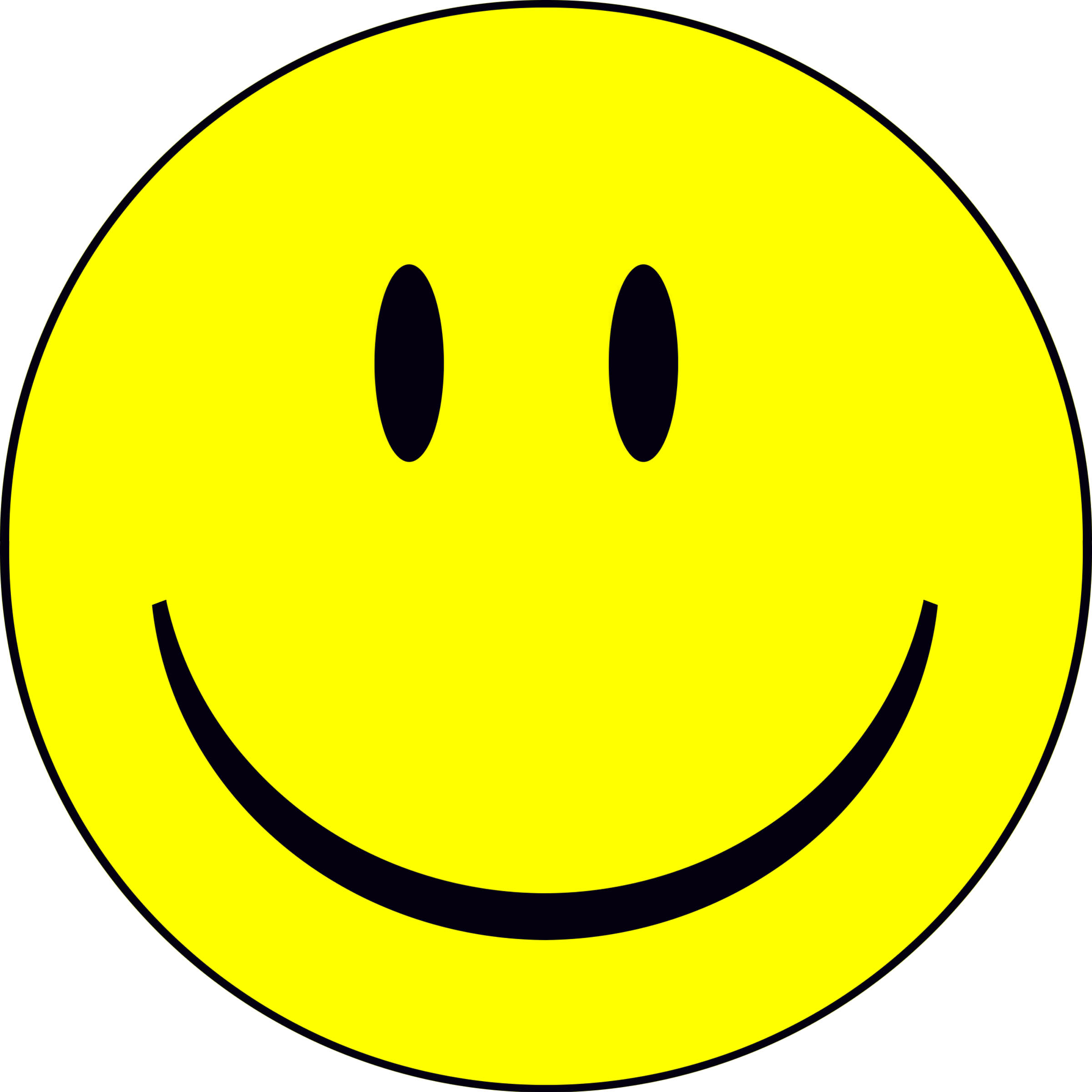 Smiley Face | Free Images at Clker.com - vector clip art ...
