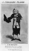 A Strolling Player. Comedy  / [i. Cruikshank]. Image
