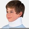 Cervical Collar Application Image