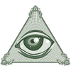 The All Seeing Eye Wine Label Image