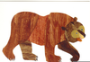 Eric Carle Brown Bear Clipart Image