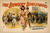 The Bowery Burlesquers Presenting An Original Burletta On The Latest New York Craze,  Slumming  Image