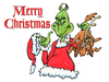Merry Christmas Grinch Image
