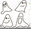 Halloween Clipart Ghosts Image