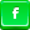 Free Green Button Facebook Small Image