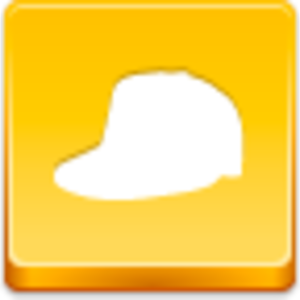 Free Yellow Button Cap Image