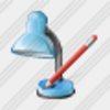 Icon Desk Lamp Edit Image