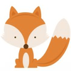 Baby Fox Clipart Image