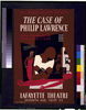 Wpa Federal Theatre Presents  The Case Of Philip Lawrence  A New Play Based On Geo. Mcentee S  11 Pm  : A Negro Theatre Production / Rh [monogram] Image