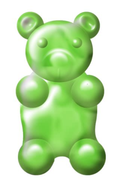 gummy bears clipart free images at clker com vector clip art rh clker com gummy bear clipart free gummy bear clip art free