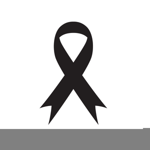 Black Awareness Ribbon Clipart | Free Images at Clker.com ...