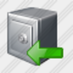 Icon Safe Import Image