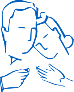 Husband And Wife Clip Art