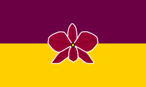 Alternate Qld Flag Clip Art