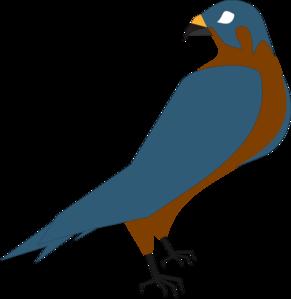 falcon clip art at clker com vector clip art online royalty free rh clker com falcon clipart falcon clipart black and white